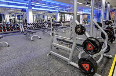 Luxury Gym Center Next Door Fitness