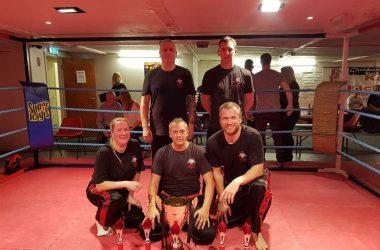 Chuldow Martial Arts Wakefield