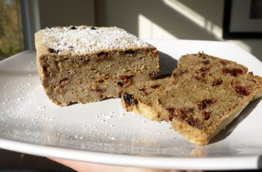Recipe For Coconut And Barberry Bread