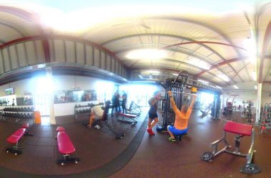 TruGym in Chatham Dockside