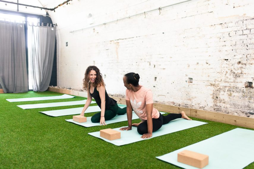 Yoga & Samba with Julz