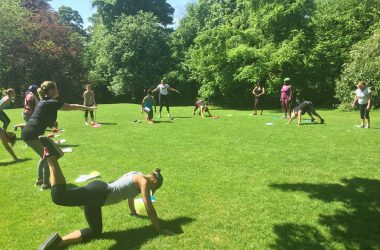 Motivate Bootcamp Fitness Camp